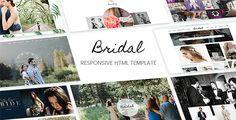Bridal - Responsive HTML5 Template