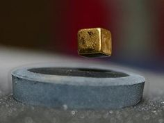 Magie della fisica: la levitazione magnetica