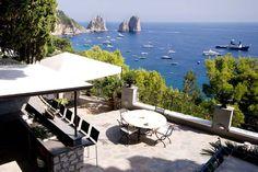 Il Tramonto  Capri, Amalfi Coast, Italy