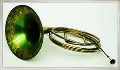 Green Bell horn