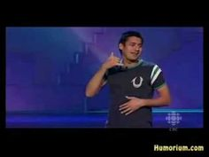 Scottish comedian Danny Bhoy at Just For Laughs in Montreal Danny Bhoy, Vintage Television, England And Scotland, Stand Up Comedy, Funny Clips, Just For Laughs, Rainy Days, Really Funny, Funny Videos