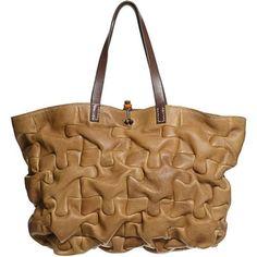 henry cuir puzzle bag