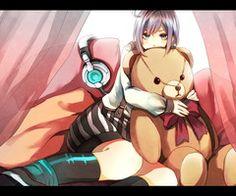 Awwwwww! Cute Vocaloid Piko, Image Boards, Pretty Pictures, Memes, Kawaii, Gallery, Cute, Anime, Stuffed Bear