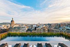 Hotel Mandarin Oriental, Barcelona España - AD España, © D.R.