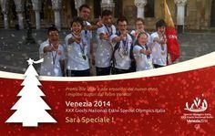 Anche Maramao ai XXX Giochi Nazionali Estivi Special Olympics a Venezia