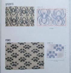Knitting Machine Patterns, Fair Isle Knitting Patterns, Knitting Stitches, Fair Isle Chart, Big Knit Blanket, Jumbo Yarn, Stuffed Animal Patterns, Double Knitting, Loom Beading