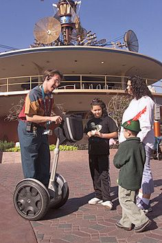 court tells Disneyland to study the use of Segways by park visitors