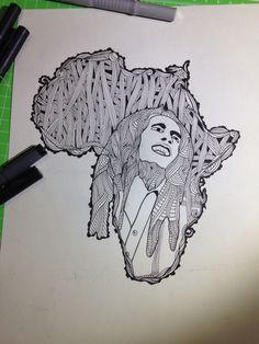 Pigment ink Bob