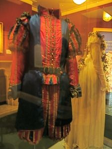 Costume of the Barons of the Cinque Ports