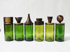 Design Indaba | A better world through creativity | The Blantyre Jars by People of the Sun offer a fresh way of reusing discarded wine bottles.