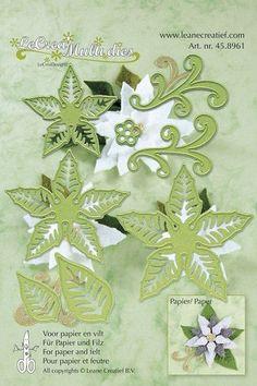 nr27. Leane Creatief Lea'bilities Multi Die Flower 004 (45.8961)