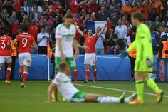 Joy for Wales, heartbreak for Northern Ireland #EURO2016