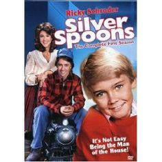 Silver Spoons - The Complete First Season - I was so in love with Ricky Schroder. My room was plastered with posters from BOP magazine.