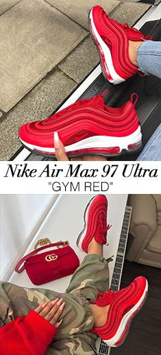 sports shoes a9ef1 85261 Nike Air Max 97 Ultra Gym Red   hier findet ihr genug Inspirationen zu  Outfits und