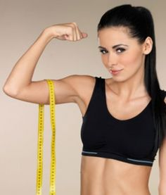 5 Exercises to Ditch Arm Flab Forever - now I can get my colorguard arms back.