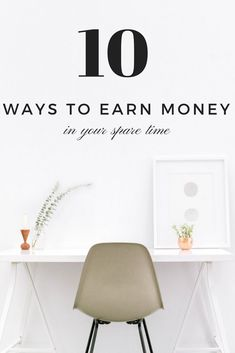 When you have a bit of spare time on your hands, it is always a good idea to invest it wisely and be productive during this time. It is always said that there is no such thing as too much money, so it is advisable to earn a bit of extra cash in your spare time, which can come handy in rainy days. #moneytips #money #earn #bloggingtips #blogging #time #life #lifestyle #lifequotes