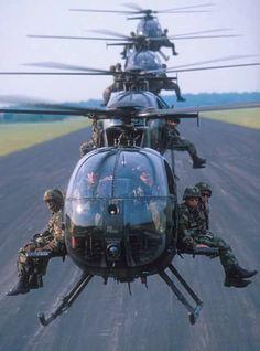 MH-6 Little Bird 160th SOAR