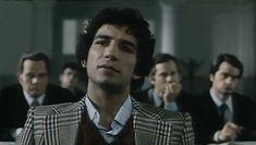 """Carlo De Filippi nel film """"Pasolini un delitto italiano"""" di Marco Tullio Giordana (1995)"""