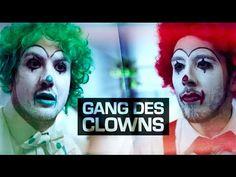 Le Gang des Clowns par Studio Bagel