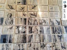 #Repost @pat_wild Ribadisco: se non visitate la biennale del disegno siete dei pazzi.  #biennale #biennaledisegno #biennaledisegnorimini #bdr #rimini #vivorimini #ig_rimini #volgorimini #art #artist #visititalia  #romagna #instadaily #picoftheday #top_italia_photo #loves_united_emiliaromagna #emiliaromagna #igersoftheday #igersrimini #bookstagram #murales #book #wallart #artist #arte #instagood #spring #draw #drawing #mybiennaleRn