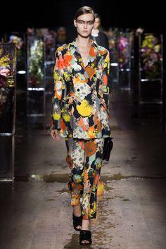 Sfilata Dries Van Noten Parigi - Collezioni Primavera Estate 2017 - Vogue