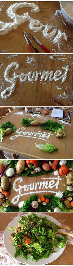 Designing with Food