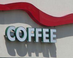 Coffee Sign, KRE