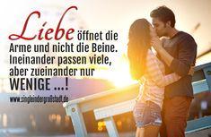 #Spruch: #Liebe öffnet die Arme…