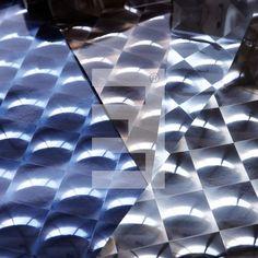 3D #behang uit de collectie Club van Eijffinger. Inspiratiebeeld voor modern #interieur. #contempory #interior