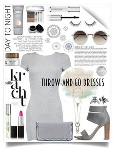 """""""Easy Peasy : Throw-and-Go Dresses 