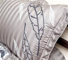 Use Cricut® Iron-on to add a southwest touch to your pillow shams!