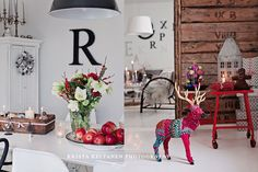 "i want a big ""R"" somewhere in my home :)"