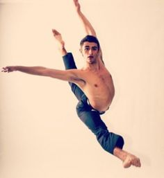 Ricky Ubeda. Not only an amazing dancer but a truly great person.
