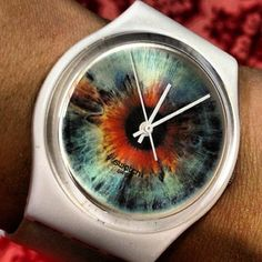 i so want one of these...or the whole set! #Swatch