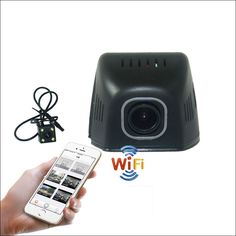 99.72$  Watch here - http://ali5r7.shopchina.info/go.php?t=32736973038 - For suzuki vitara Car Wifi DVR Dual Camera Car Driving Video Recorder FHD 1080P Car Dash Camera Car Black Box 99.72$ #aliexpress