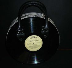 Old Vinyl Lighting: Lockengeloet's Repurposed Vinyl Records Give LPs a New Life