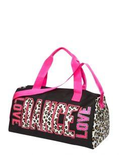 Animal Dance Duffle Bag. Dance Bag DuffleDuffle BagsShop JusticeJustice  StuffDance OutfitsGirl OutfitsGymnastics ... 98fecbdd65