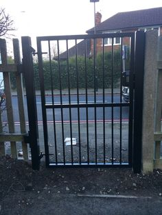 Residents feeling safe with our RSG3000 entrance gate fitted to their residential block of flat in Acton.  https://rsgsecurity.co.uk/rsg3000-security-door-gates.php  #rsgsecurity #entrancegate #residentialsecurity #fightburglary #makingbritainsafer