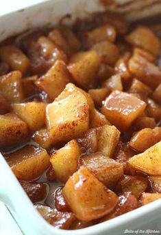 These Easy Baked Apples are the perfect fall treat! Top them off with a scoop of vanilla ice cream and a drizzle of caramel for a truly heavenly dessert! Apple Recipes Easy, Fruit Recipes, Brunch Recipes, Baking Recipes, Snack Recipes, Brunch Ideas, Baking Ideas, Snacks Ideas, Fruit Ideas
