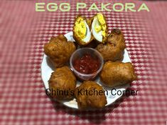 Chinu's Kitchen Corner: Egg Pakora