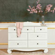 Bratt Decor Chelsea Dresser White