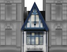"Check out new work on my @Behance portfolio: ""house in vector"" http://be.net/gallery/48627861/house-in-vector"