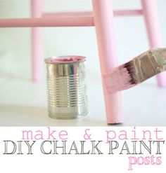 Chalk Paint | How to Paint | Make Your Own Chalk Paint | In My Own Style