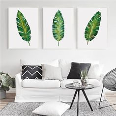 Cheap paintings wall decor, Buy Quality canvas painting directly from China art print poster Suppliers: Modern Simple Fruit Tree Green Leaves A4 Canvas Painting Art Print Poster Picture Wall Paintings Wall Decoration Home Decor