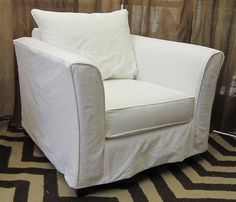 Custom Slipcovers | LOOK BOOK