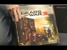 Unboxing Edicion Epica de Gears of War 3 Gears Of War 3, Cover, Books, Libros, Book, Book Illustrations, Libri