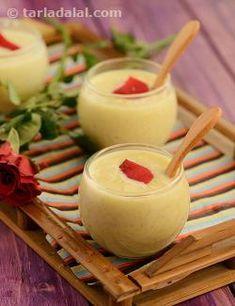 Bulgur Wheat Kheer recipe | Low Cholesterol Foods | by Tarla Dalal | Tarladalal.com | #5600