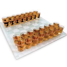 Részeg paraszt -snapsz sakk Vicces, eredeti és dekoratív ajándékötlet. A  snapsz sakk még veszíteni is szórakoztató. A sakkfigurák attól színesek, hogy milyen italt töltünk bele.2 -féle képpen lehet... Bullet Bottle Opener, Glass Chess, Wine And Liquor, Beer Tasting, Drinking Games, Chess Pieces, Shot Glasses, Brewery, Flask