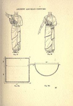 asirski kostim
