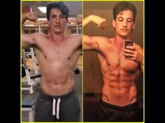 Miles Teller Shows Off His Amazing Shirtless Transformation!